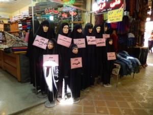 Iranische Mode