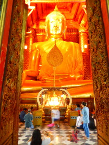 2. größter Buddah in Ayutthaya