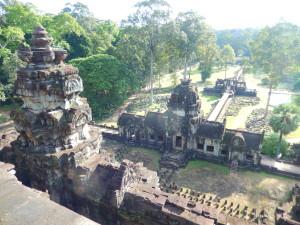 Jups, auch ein Tempel in Angkor