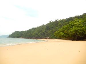 Strand auf Ko Phayam