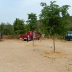 Homebase in Margalef